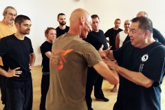 Sifu Paris 2018 group